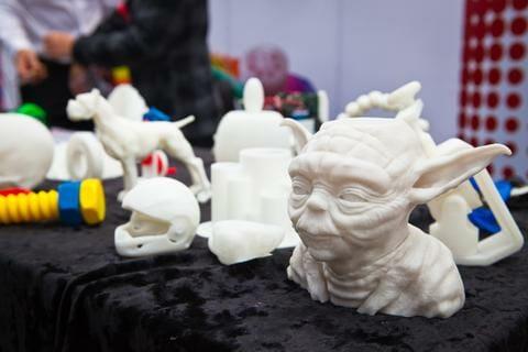 Impresiones 3D Pegamento
