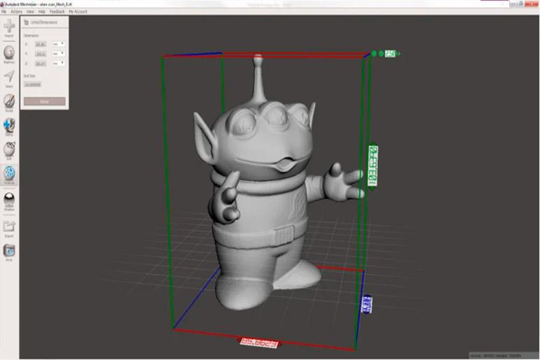 Meshmixer 3D