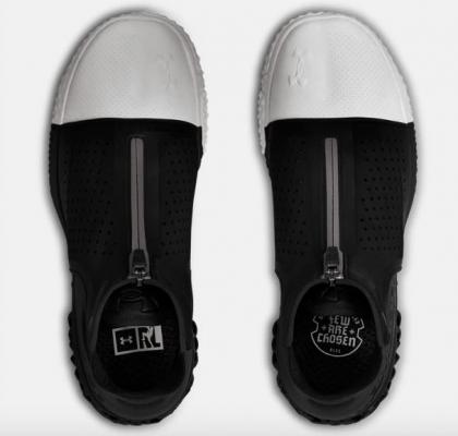 Zapatillas Under Armour hechas con impresión 3D