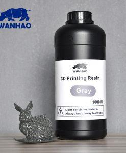Resina Grey Gris Wanhao