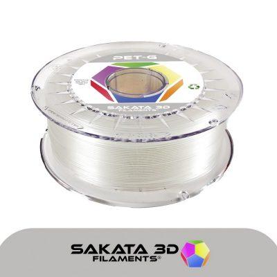PETG Natural de Sakata 3D