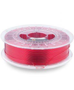 Fillamentum PETG CPE-HG100 Red Hood Transparent