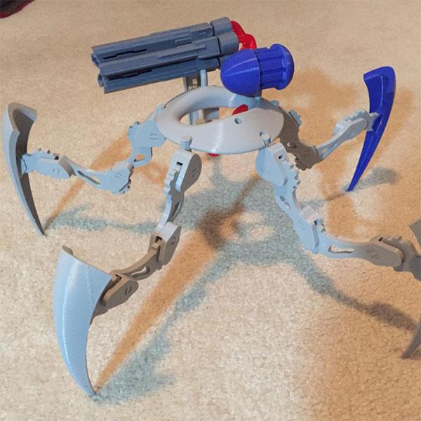 Regalos_Impresion3D_Robot_juguete