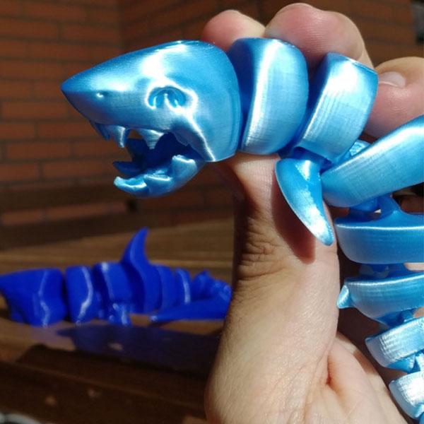 juguete_impresion_3D_tiburon_articulado