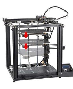 Impresora 3D Creality Ender 5 Movimiento