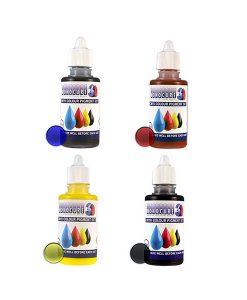 Set de pigmentos CMYK Monocure 3D