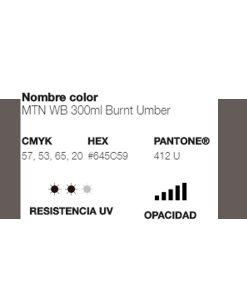 MTN Burnt Umber