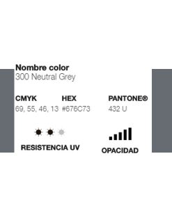 MTN Neutral Grey Deep