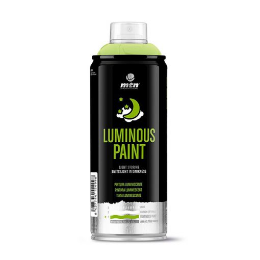 Spray Luminiscente