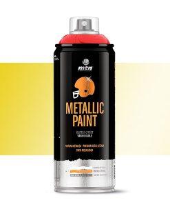 MTN PRO Metalizado Oro
