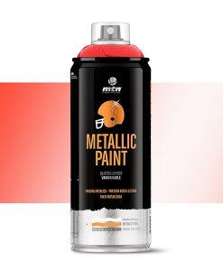 MTN PRO Metalizado Rojo