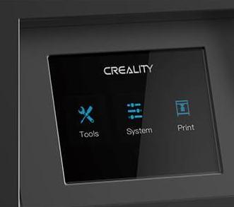 Nueva interfaz de usuario Creality DL-002R