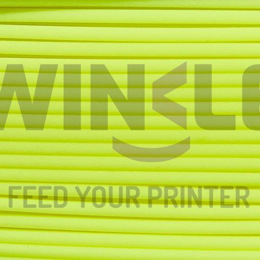 PLA Winkle Amarillo Fluor