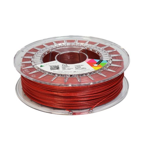 PLA Glitter Smartfil Rojo