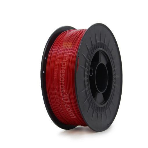PLA i3D Tested Rojo