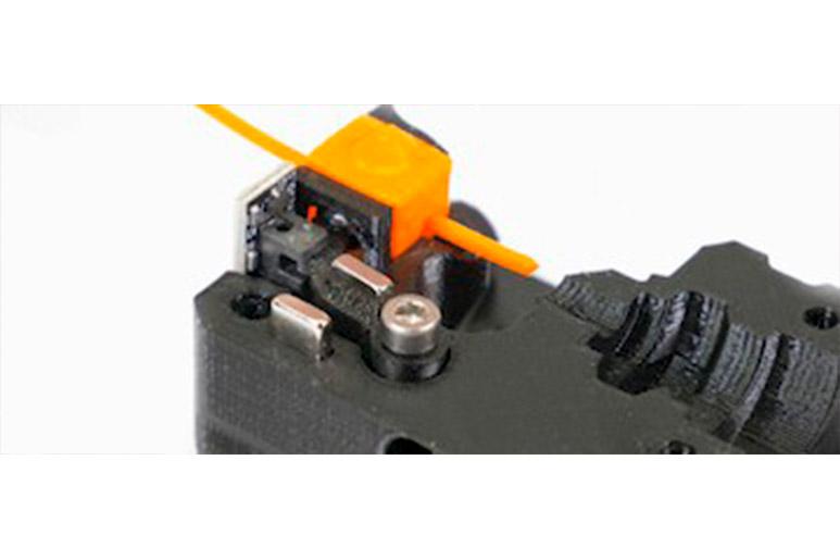 Filamento sensor