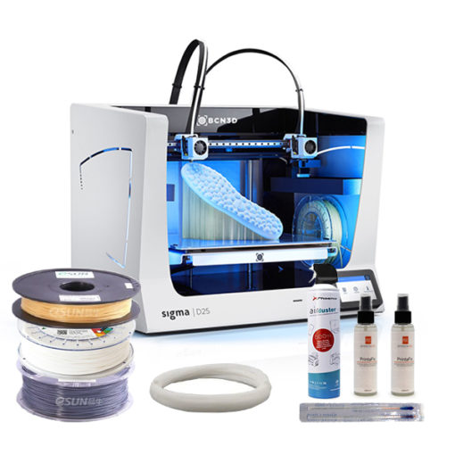 Pack BCN3D Sigma D25 Impresoras3D