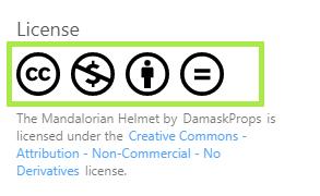 Licencias en impresion 3D