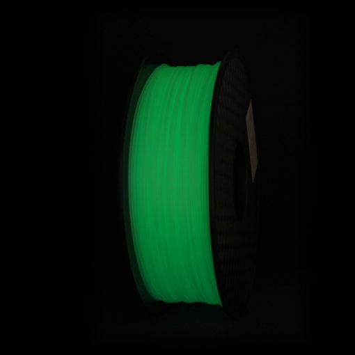 PLA Luminous Green i3D Tested