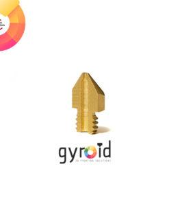 Boquilla Gyroid M6 XL RepRap