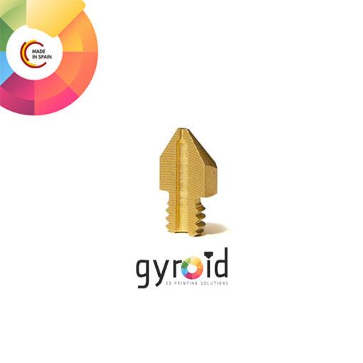 Boquilla Gyroid M6 RepRap