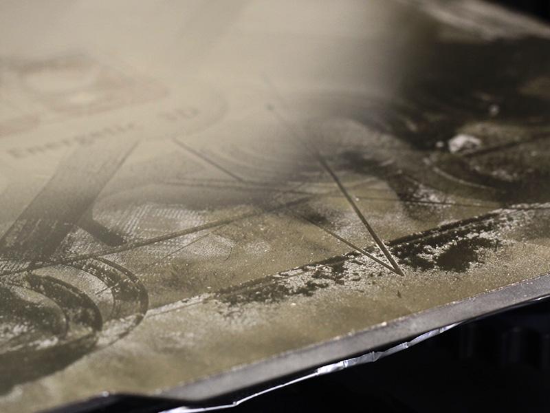 Base Caliente Limpieza y Mantenimiento Impresora3D