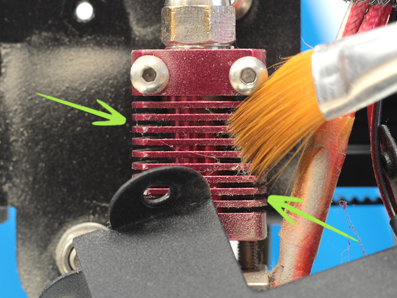 Fusor Sucio Impresora3D