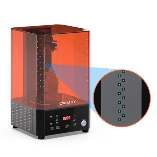 Doble hilera Luces LED UV Creality UW-01