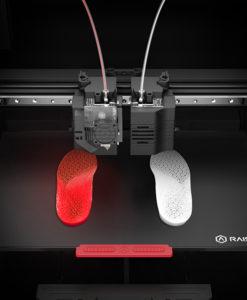 Raise3D E2 IDEX Impresora 3D