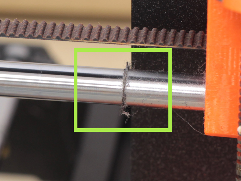 Varillas Limpias Mantenimiento Impresora 3D