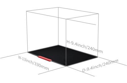Volumen Raise 3D E2