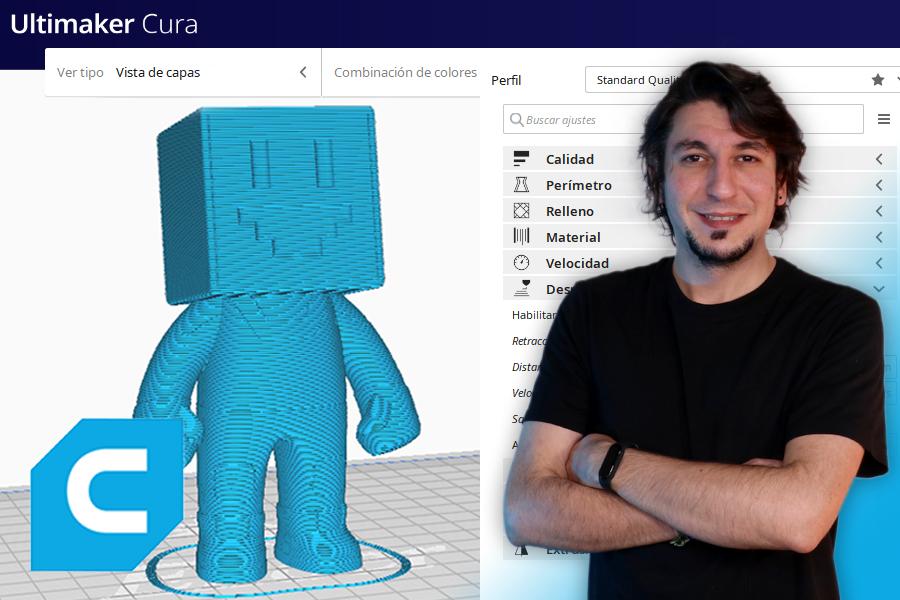 Curso Cura i3D Academy