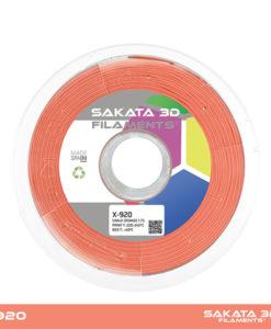 Sakata 3D X920 Flex Naranja