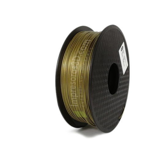 PLA i3D Tested Efecto Bronce Real