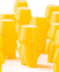 PLA Extrafill fillamentum Traffic Yellow