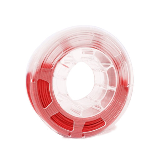 PLA Cambio de Color con Temperatura Rojo Blanco