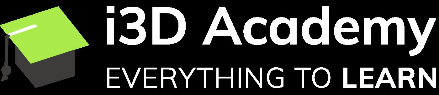 i3D Academy White