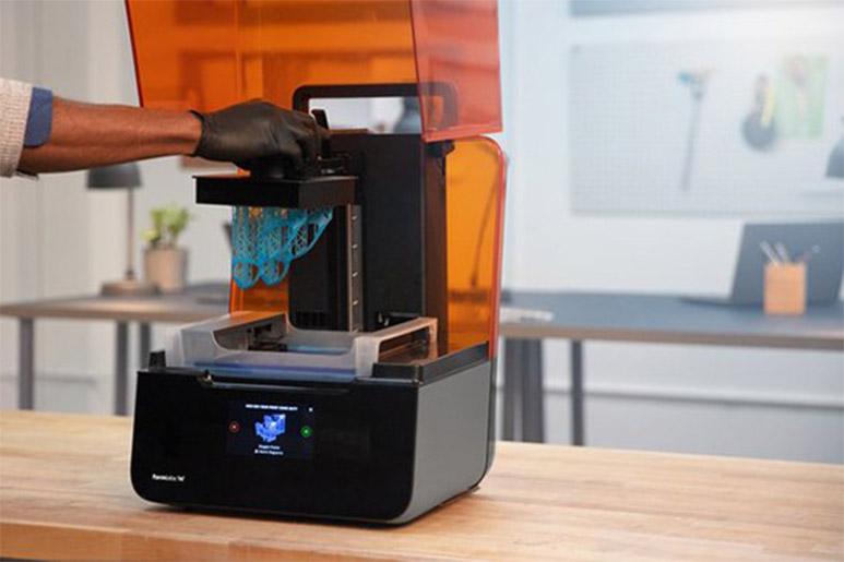 Impresora 3D de Resina