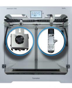 NXPRO Dual Bowden Pellets