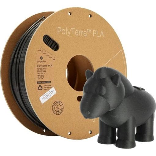 PolyTerra PolyMaker Negro Carbon