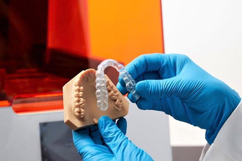 Diseño modelo dental