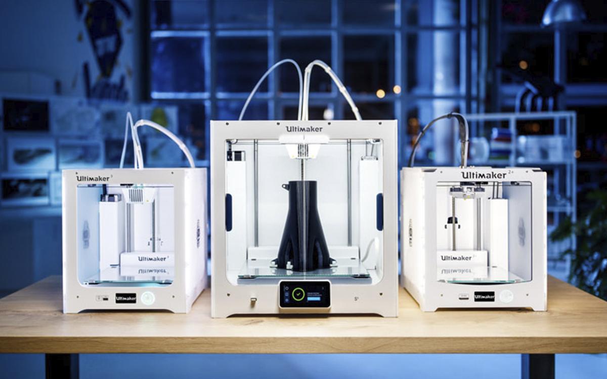 Diseño Impresoras 3D Profesionales