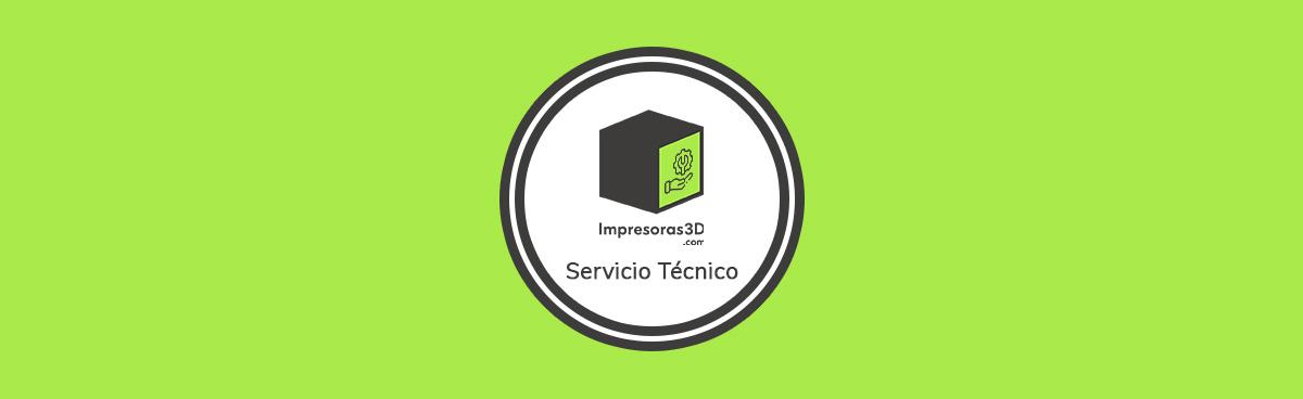 Servicio Tecnico Reparacion Impresoras3Dcom