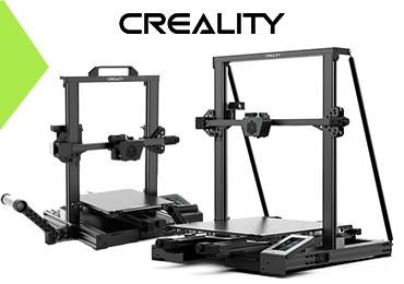 Impresoras 3D CR-6 SE y CR-6 MAX