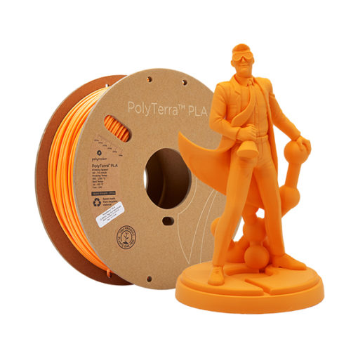 PolyTerra PolyMaker Sunrise Orange