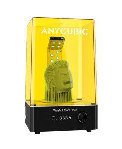 Anycubic wash and Cure PLUS lavado y curado