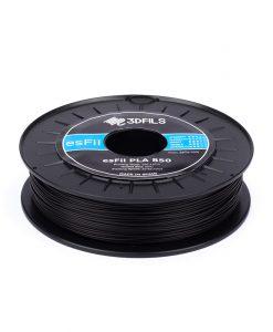 PLA 850 3DFils Negro