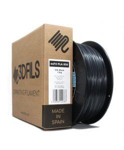 PLA 850 3DFils Negro Seda