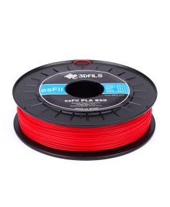 PLA 850 3DFils Rojo