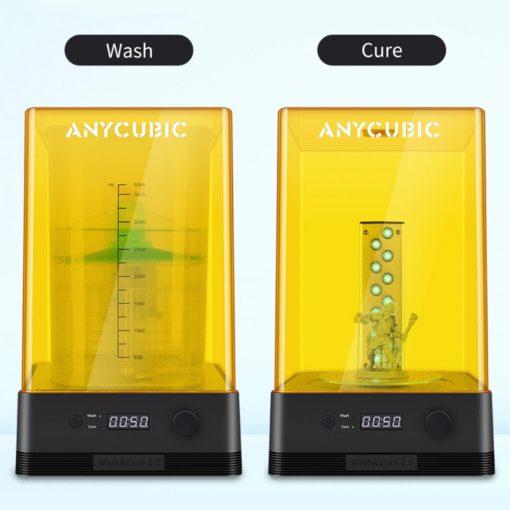 Maquina Lavado y Curado 2.0 Wash & Cure 2.0
